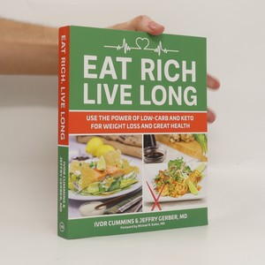 náhled knihy - Eat Rich, Live Long