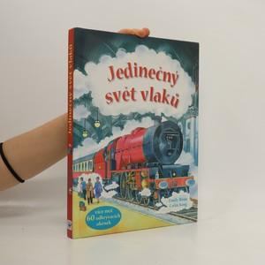 náhled knihy - Jedinečný svět vlaků