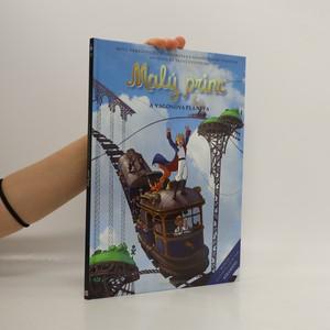 náhled knihy - Malý princ a vagónová planeta