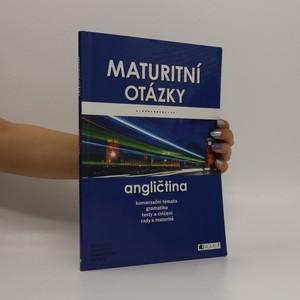 náhled knihy - Maturitní otázky. Angličtina