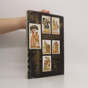 náhled knihy - Zapomenutá řemesla