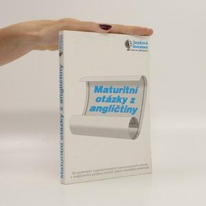 náhled knihy - Maturitní otázky z angličtiny
