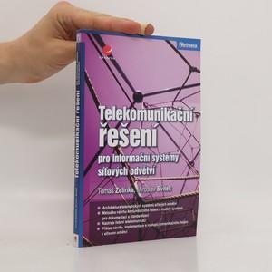 náhled knihy - Telekomunikační řešení pro informační systémy síťových odvětví