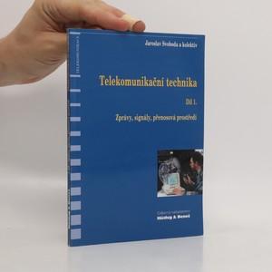 náhled knihy - Telekomunikační technika - Díl 1.