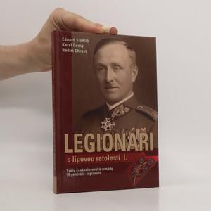 náhled knihy - Legionáři s lipovou ratolestí. I.