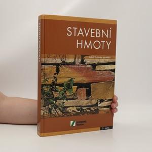 náhled knihy - Stavební hmoty