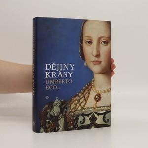 náhled knihy - Dějiny krásy