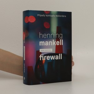 náhled knihy - Firewall