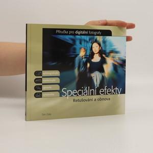 náhled knihy - Speciální efekty : retušování a obnova