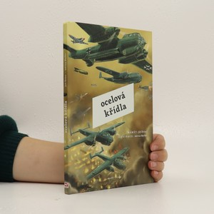 náhled knihy - Ocelová křídla