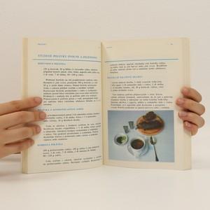 antikvární kniha Recepty s vůní bylinek, 1990