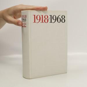 náhled knihy - Česká povídka. 1918-1968