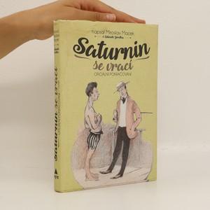 náhled knihy - Saturnin se vrací