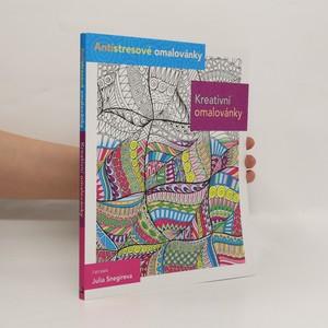 náhled knihy - Kreativní omalovánky : relaxační obrázky k vybarvení