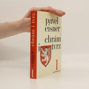 náhled knihy - Chrám i tvrz 1. díl : kniha o češtině