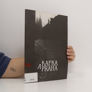 náhled knihy - Kafka a Praha