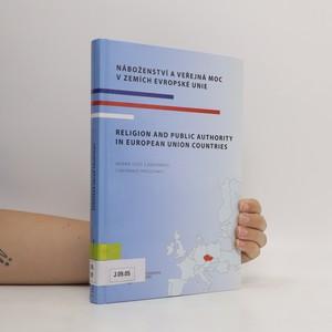 náhled knihy - Náboženství a veřejná moc v zemích Evropské unie