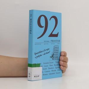 náhled knihy - 92 revue Prostor