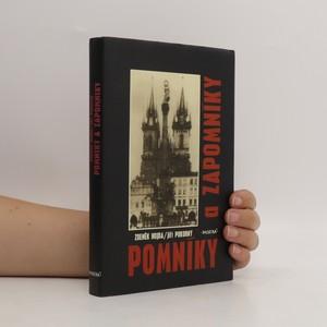 náhled knihy - Pomníky a zapomníky