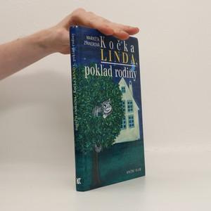 náhled knihy - Kočka Linda, poklad rodiny