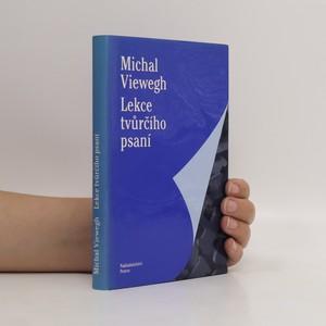 náhled knihy - Lekce tvůrčího psaní