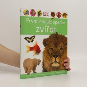 náhled knihy - První encyklopedie zvířat