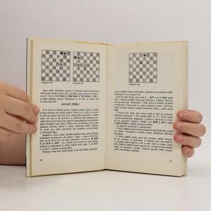 antikvární kniha Šachy - hra královská, 1987