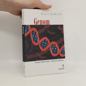 náhled knihy - Genom : životopis lidského druhu v třiadvaceti kapitolách