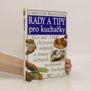 náhled knihy - Rady a tipy pro kuchařky