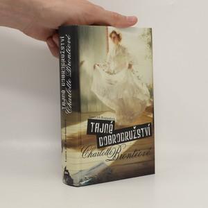 náhled knihy - Tajné dobrodružství Charlotte Brontëové