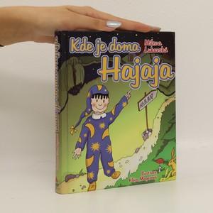 náhled knihy - Kde je doma Hajaja