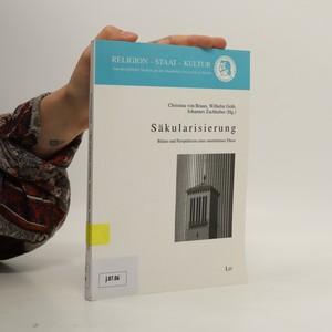 náhled knihy - Säkularisierung : Bilanz und Perspektiven einer umstrittenen These