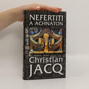 náhled knihy - Nefertiti a Achnaton