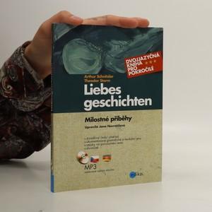 náhled knihy - Milostné příběhy. Liebesgeschichten