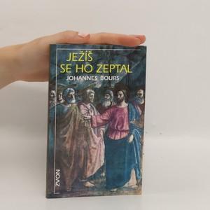 náhled knihy - Ježíš se ho zeptal