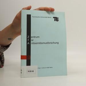 náhled knihy - Zentrum für Antisemitismusforschung