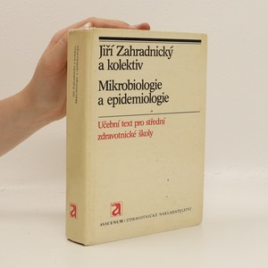 náhled knihy - Mikrobiologie a epidemiologie
