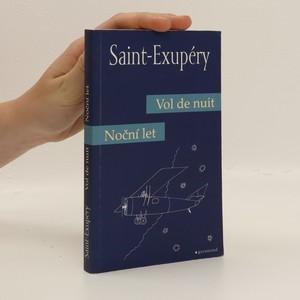 náhled knihy - Noční let = Vol de nuit