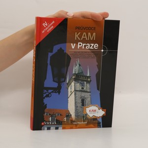 náhled knihy - Kam v Praze