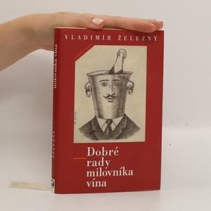 náhled knihy - Dobré rady milovníka vína