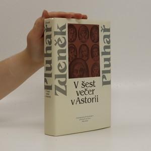 náhled knihy - V šest večer v Astorii