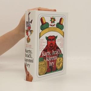 náhled knihy - Karty, hráči, karetní hry