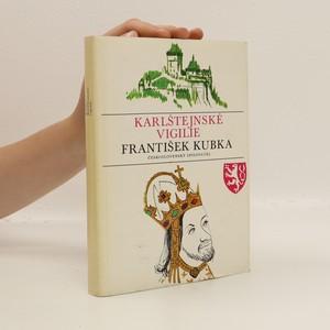 náhled knihy - Karlštejnské vigilie