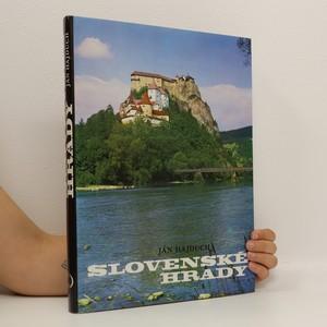 náhled knihy - Slovenské hrady (slovensky)