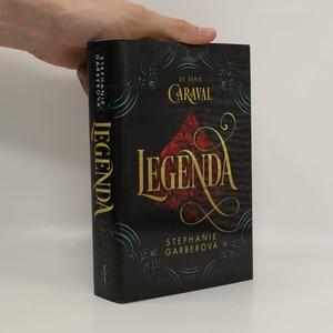 náhled knihy - Legenda. Caraval 2