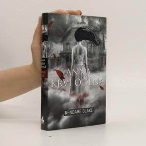náhled knihy - Anna krví oděná