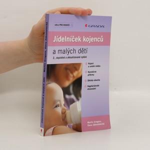 náhled knihy - Jídelníček kojenců a malých dětí