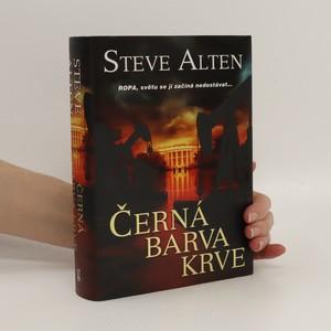 náhled knihy - Černá barva krve