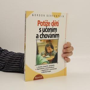 náhled knihy - Potíže dětí s učením a chováním