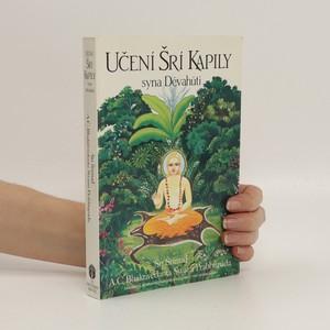náhled knihy - Učení Šrí Kapily syna Dévahúti. Transcendentální učení Prahláda Mahárádže
